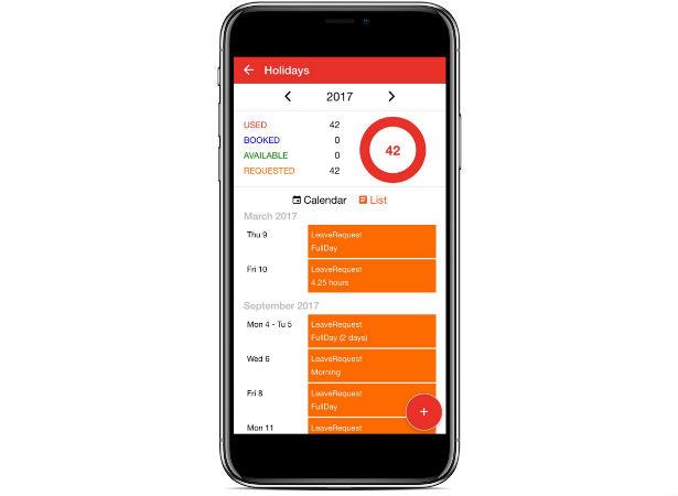 Eurojob - Mobile version